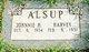 Profile photo:  Harvey H. Alsup