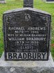 Profile photo:  Rachael <I>Andrews</I> Bradbury