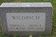 Profile photo:  Ruth <I>Appenheimer</I> Wiedrich