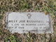 Profile photo:  Billy Joe Rusmisell, Jr