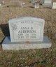 Profile photo:  Anna B Alderson