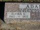 Profile photo:  Elvira Elizabeth <I>Dresser</I> Adams