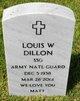 Profile photo:  Louis Wade Dillon