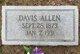Andrew P Davis Allen