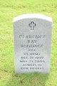 Profile photo: Pvt Clarence Ray Bundage