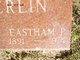 Profile photo:  Eastham P Heaberlin
