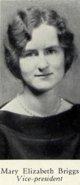 Profile photo:  Mary Elizabeth <I>Briggs</I> Blanchard