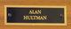 Profile photo:  Alan Hultman