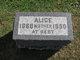Profile photo:  Alice <I>Elefson</I> Anderson