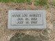 Profile photo:  Annie Lou Avirett