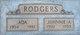 Profile photo:  Ada <I>Younger</I> Rodgers