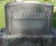 Profile photo:  Alice E <I>Anderson</I> Williams
