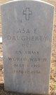 Profile photo:  Asa E Daugherty