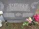 Profile photo:  Delphia Mae <I>Vance</I> Mauzy