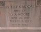 Estelle K Moore