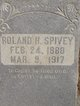 Roland H Spivey