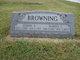 Profile photo:  Esther V. <I>Birch</I> Browning