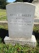 Profile photo:  Anne Elizabeth <I>LaPorte</I> Bailey