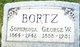 George W Bortz
