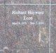 Profile photo:  Richard Hayward Leon