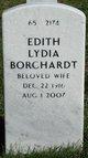 Profile photo:  Edith Lydia <I>Borchardt</I> Caron