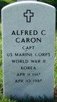 Profile photo:  Alfred C Caron