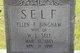Ellen Francis <I>Bingham</I> Self