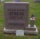 "Profile photo:  William Andrew ""Bill"" Athens, Sr"