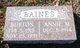 Profile photo:  Annie M Baines