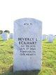 Profile photo:  Beverly Lorraine <I>Ross</I> Eckhart
