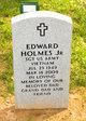 Profile photo:  Edward Holmes, Jr