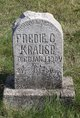 Profile photo:  Freddie C Krause