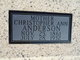 Profile photo:  Christopher Ann <I>Davis</I> Anderson