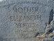 Elizabeth <I>Meese</I> Yoder