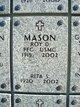 Roy D Mason