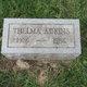 Profile photo:  Thelma Mary Ethel <I>Phillips</I> Adkins