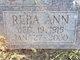 Reba Ann <I>Pickens</I> Airington