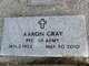 Profile photo:  Aaron Gray