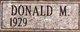 Donald Merle Hayhoe