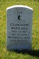 Profile photo:  Clarian Woolard