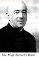 Profile photo: Rev Fr Bernard J. Dolan