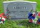 "Profile photo:  Clarence E ""Abby"" Abbott"
