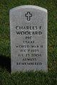 Profile photo:  Charles F Woolard