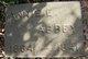 Annie Elizabeth <I>Kingbury</I> Abbey