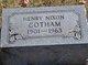 Henry Nixon Cotham