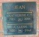 Profile photo:  A Glenn Jean