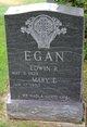 Profile photo:  Edwin R. Egan