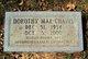 Dorothy Mae <I>Havard</I> Chavis