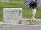 """Eva Ermond """"Dink"""" <I>Slayton</I> Cross"""