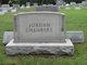 "Catherine Sarah ""Kate"" <I>Hallowell</I> Jordan"